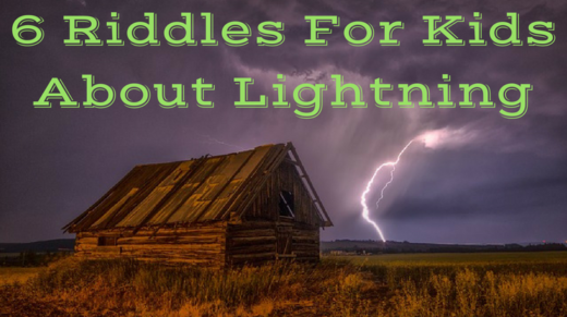 Lightning Riddles For Kids