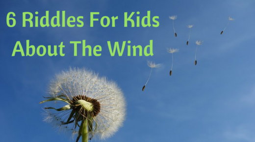 Wind Riddles For Kids