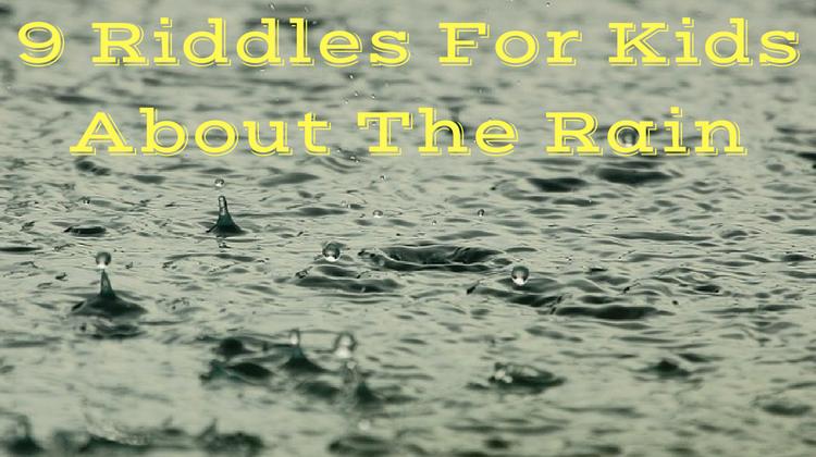 Rain Riddles