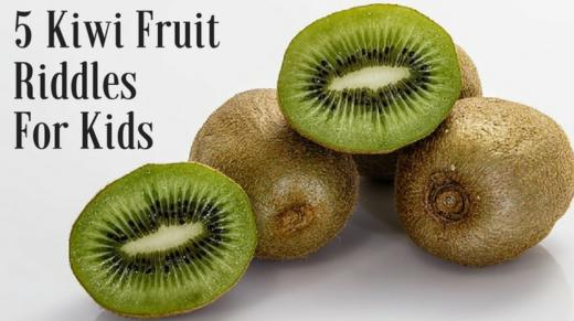 Kiwi Fruit Riddles For Kids