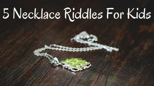 5 Necklace Riddles For Kids
