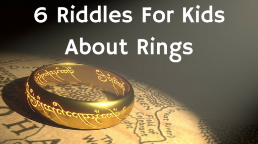 6 Ring Riddles For Kids