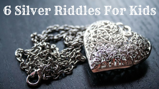 Silver Riddles For Kids