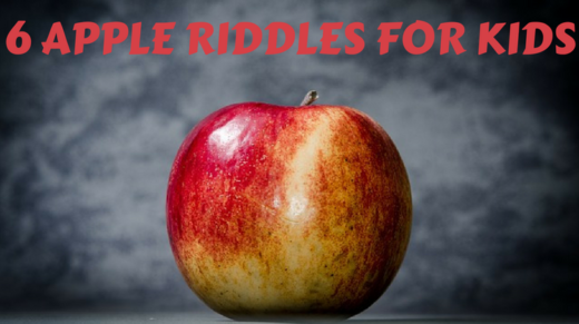 Apple Riddles For Kids