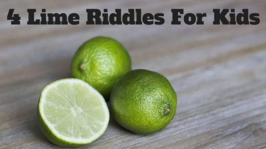 Lime Riddles For Kids