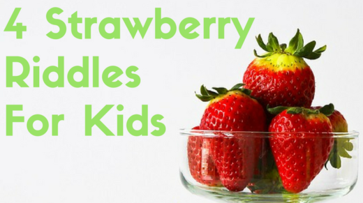 Strawberry Riddles For Kids