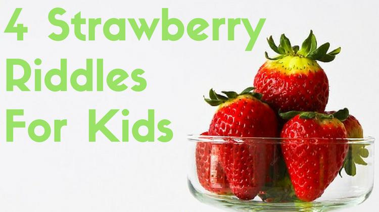 Strawberry Riddles