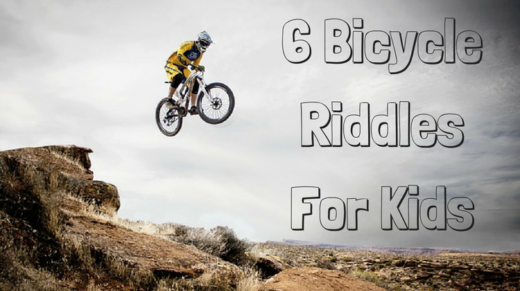 6 Bicycle Riddles For Kids