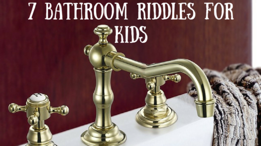 Bathroom Riddles For Kids
