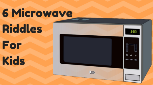 Microwave Riddles For Kids