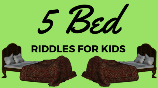 Bed Riddles For Kids
