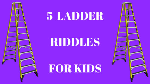 Ladder Riddles For Kids
