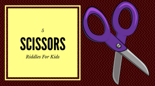 Scissors Riddles For Kids