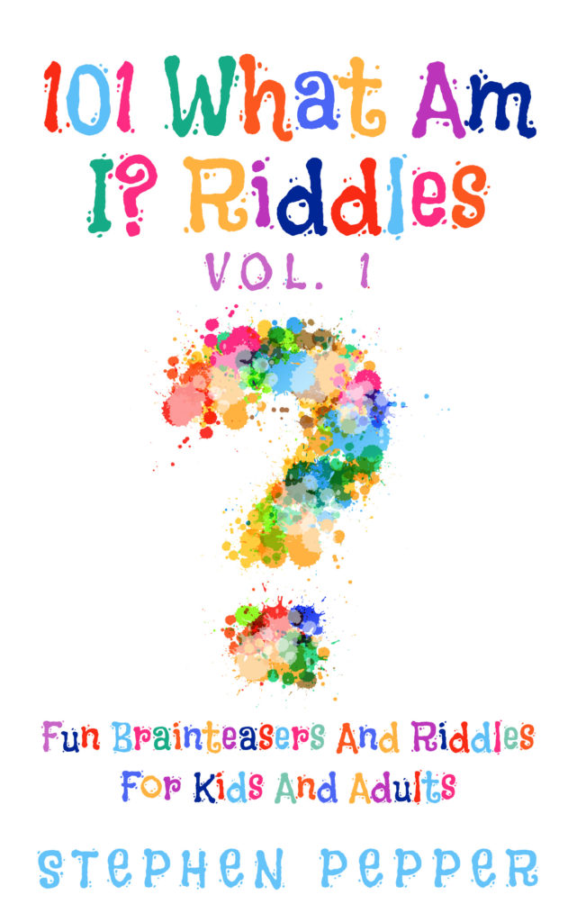 101 What Am I Riddles - Vol. 1
