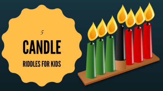 Candle Riddles For Kids