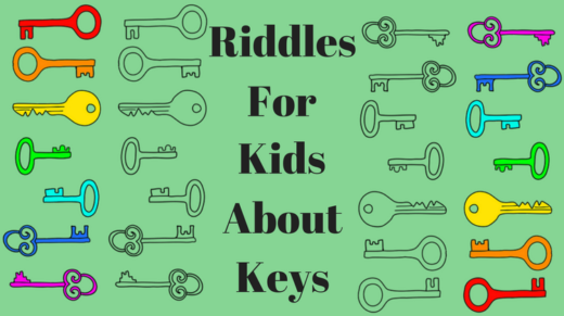 Key Riddles For Kids