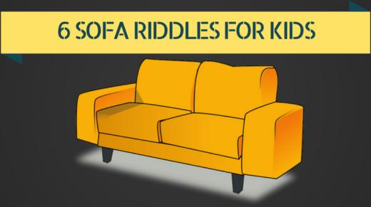 Furniture Riddles Riddles For Kids