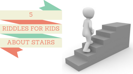 Stairs Riddles For Kids