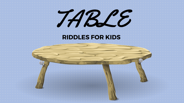 Table Riddles