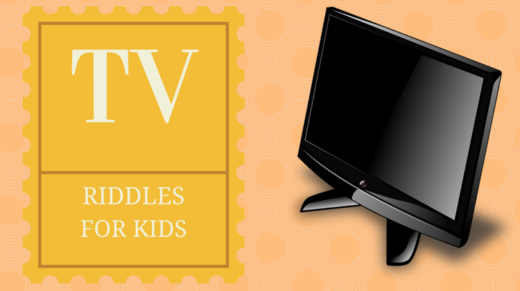 Television Riddles For Kids