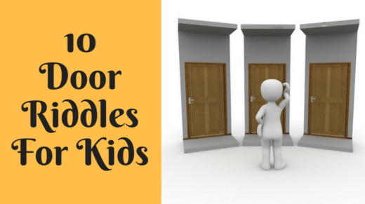 Door Riddles For Kids