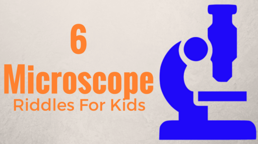 Microscope Riddles For Kids