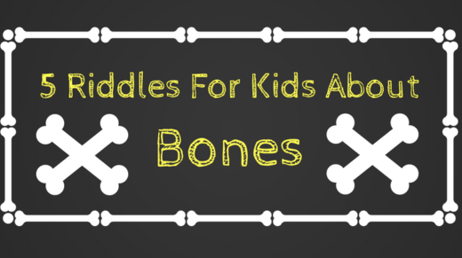 Bones Riddles For Kids