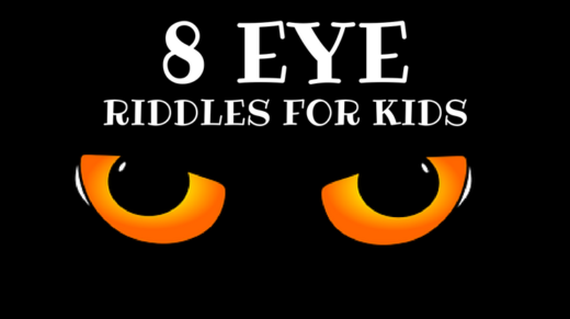 Eye Riddles For Kids