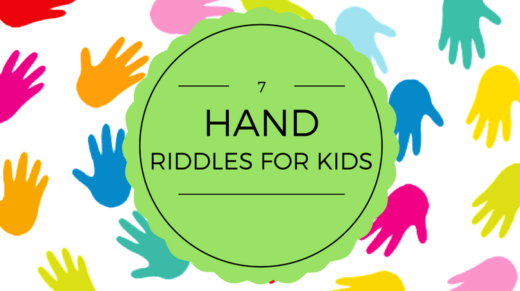 Hand Riddles For Kids