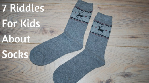 Socks Riddles For Kids