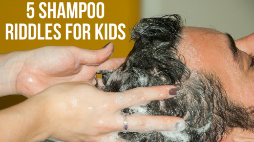 5 Shampoo Riddles For Kids