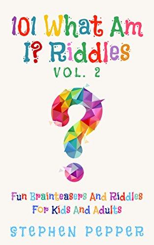 101 What Am I Riddles Vol. 2