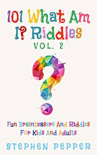 101 What Am I Riddles Vol. 2