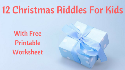 12 Christmas Riddles For Kids