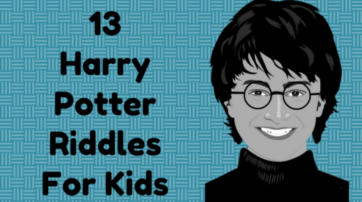 13 Harry Potter Riddles For Kids
