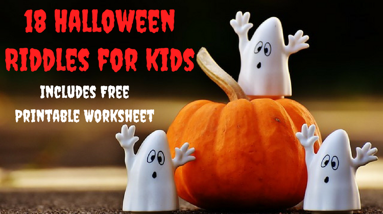 18 Halloween Riddles For Kids