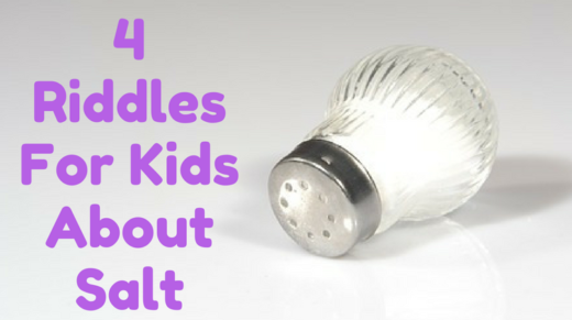 4 Salt Riddles For Kids