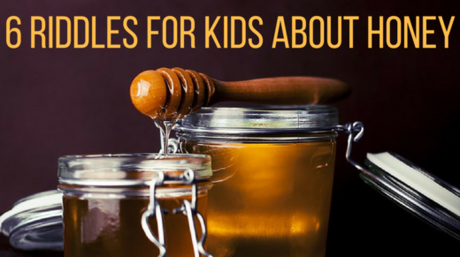 6 Honey Riddles For Kids