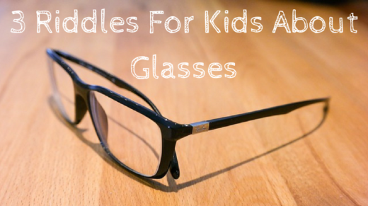 3 Glasses Riddles For Kids