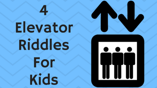 4 Elevator Riddles For Kids