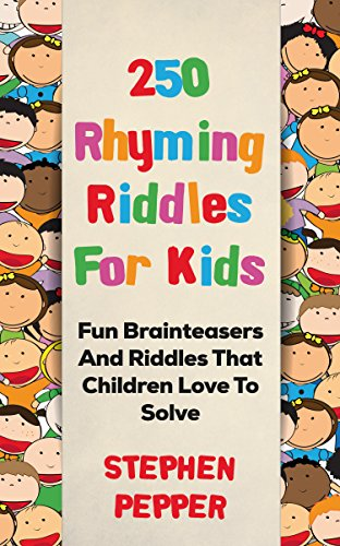 250 Rhyming Riddles For Kids